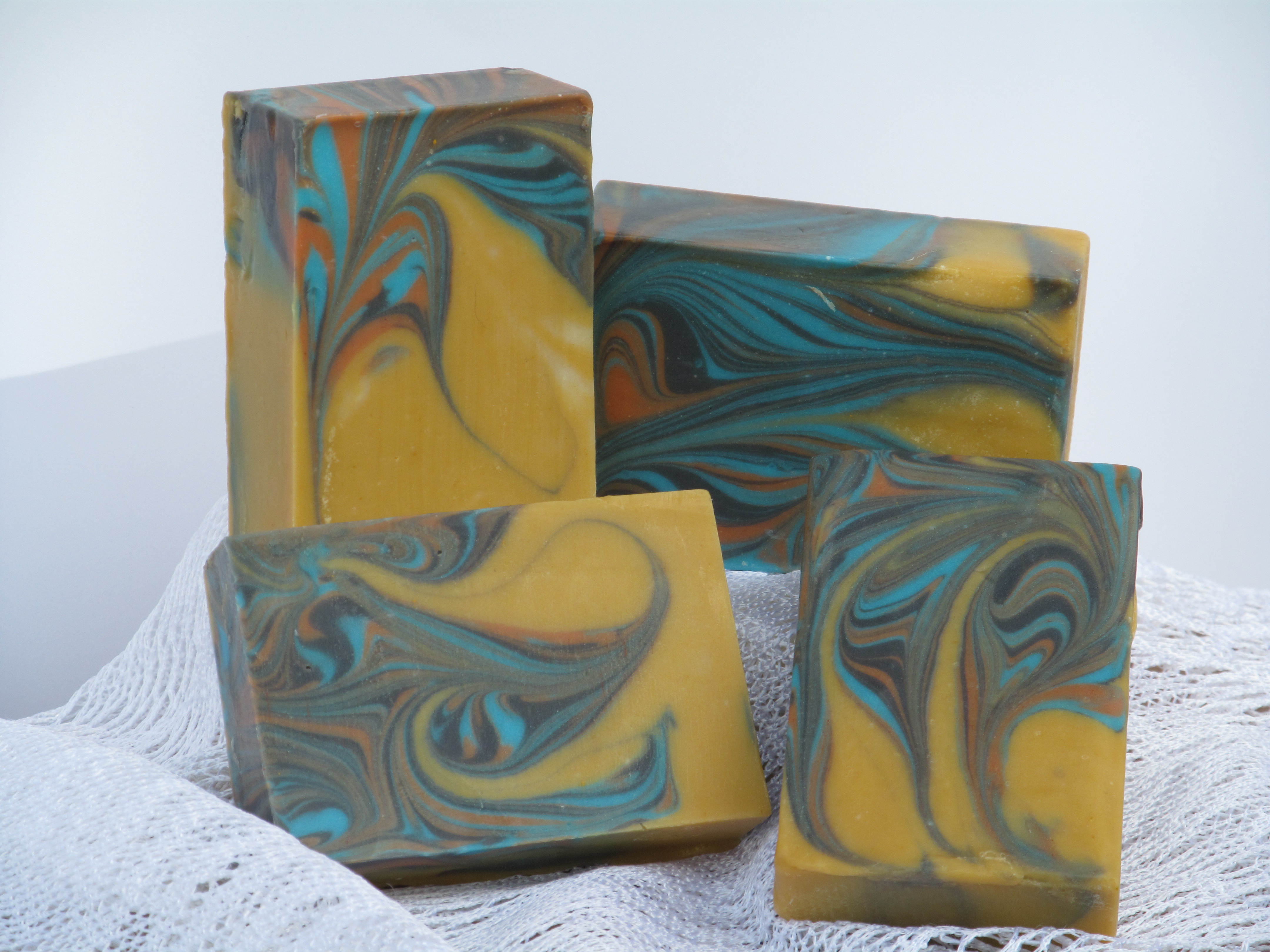 forbidden fruit mantra marble soap
