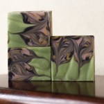 balsamic lavender mantra marble soap