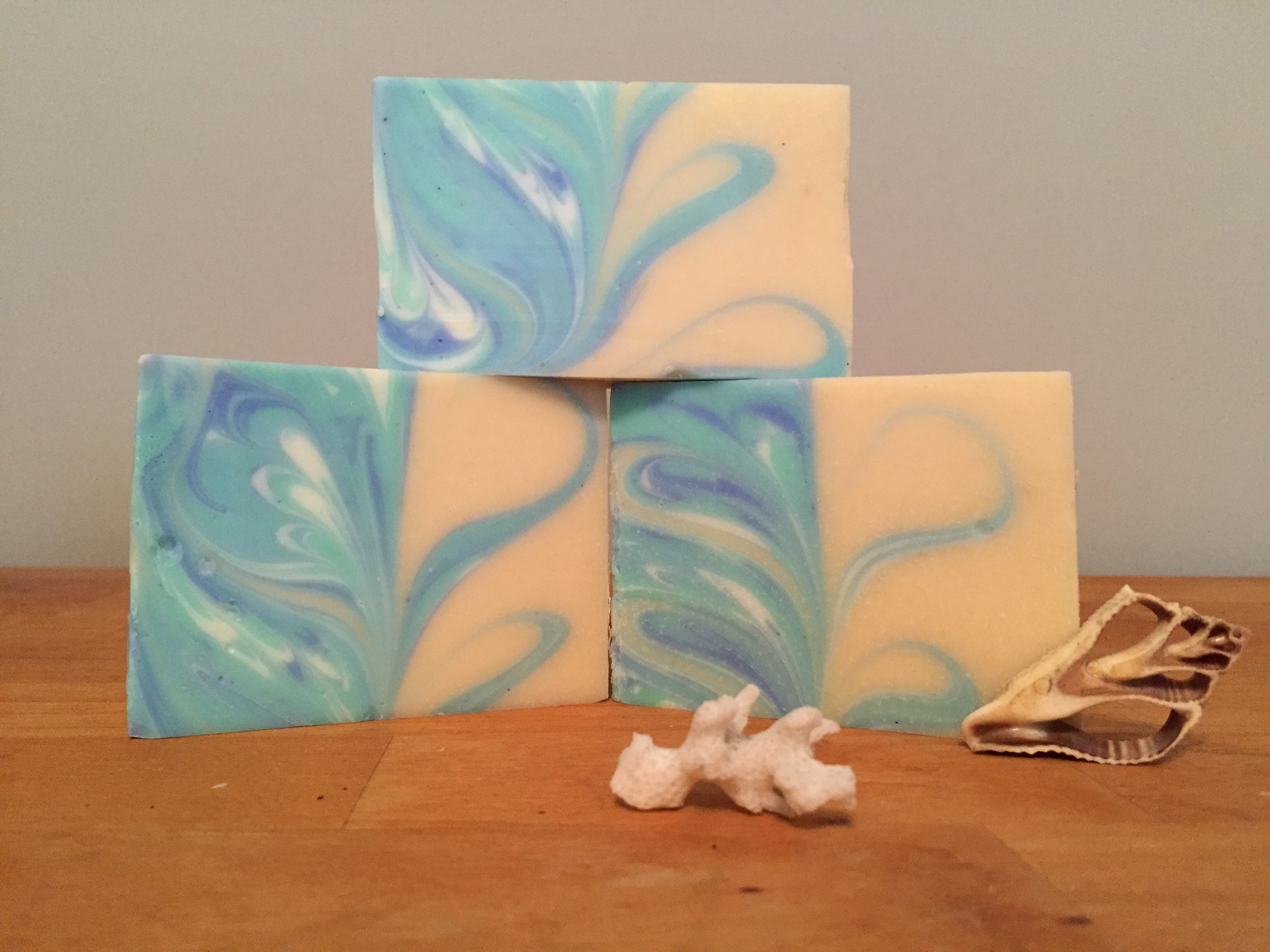 sand sea marble mantra swirl