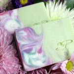 seduction in the garden cold process mantra slab swirl