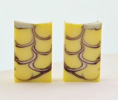 lemon ice tall skinny shimmy soap