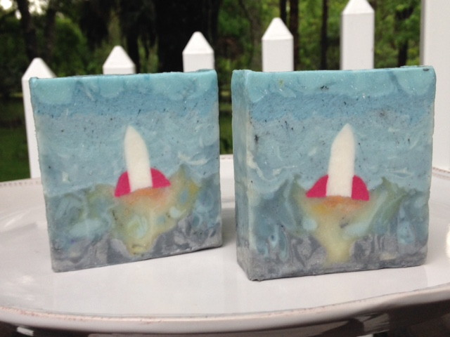 rocket soap from florida s space coast