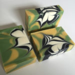 pipe divider swirl soap entry