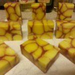 ginger patchouli dancing funnel soap