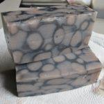 tea tree basil tangerine dancing funnel soap