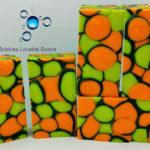 mandarin dancing funnel soap