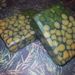 cedarwood pine cone soap