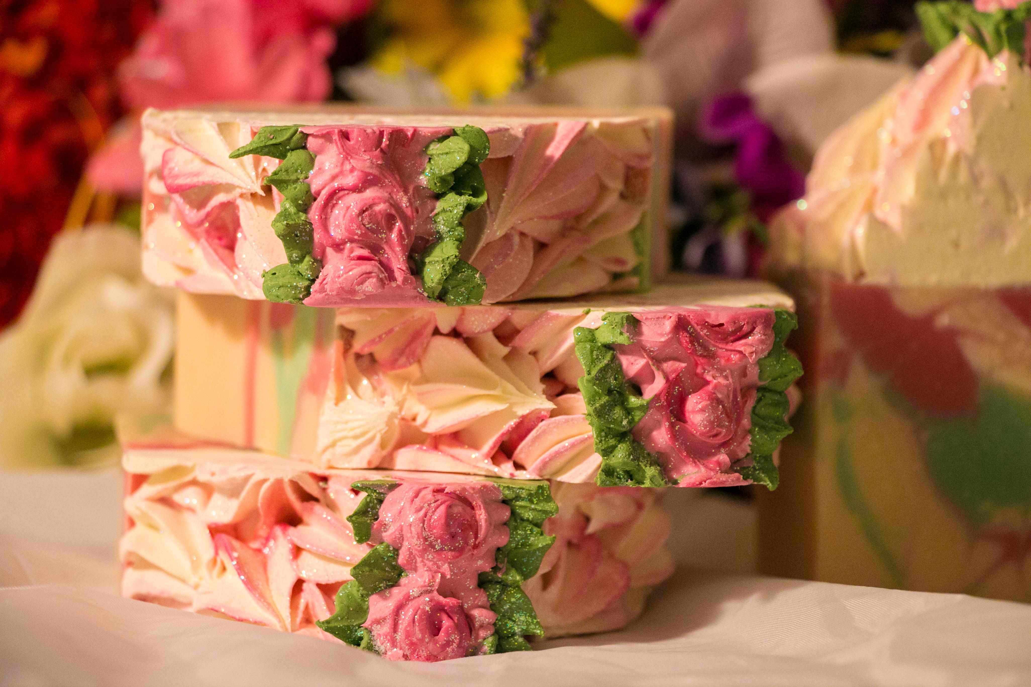pixie princess soap