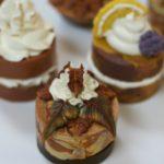 dessert tartes macaroons