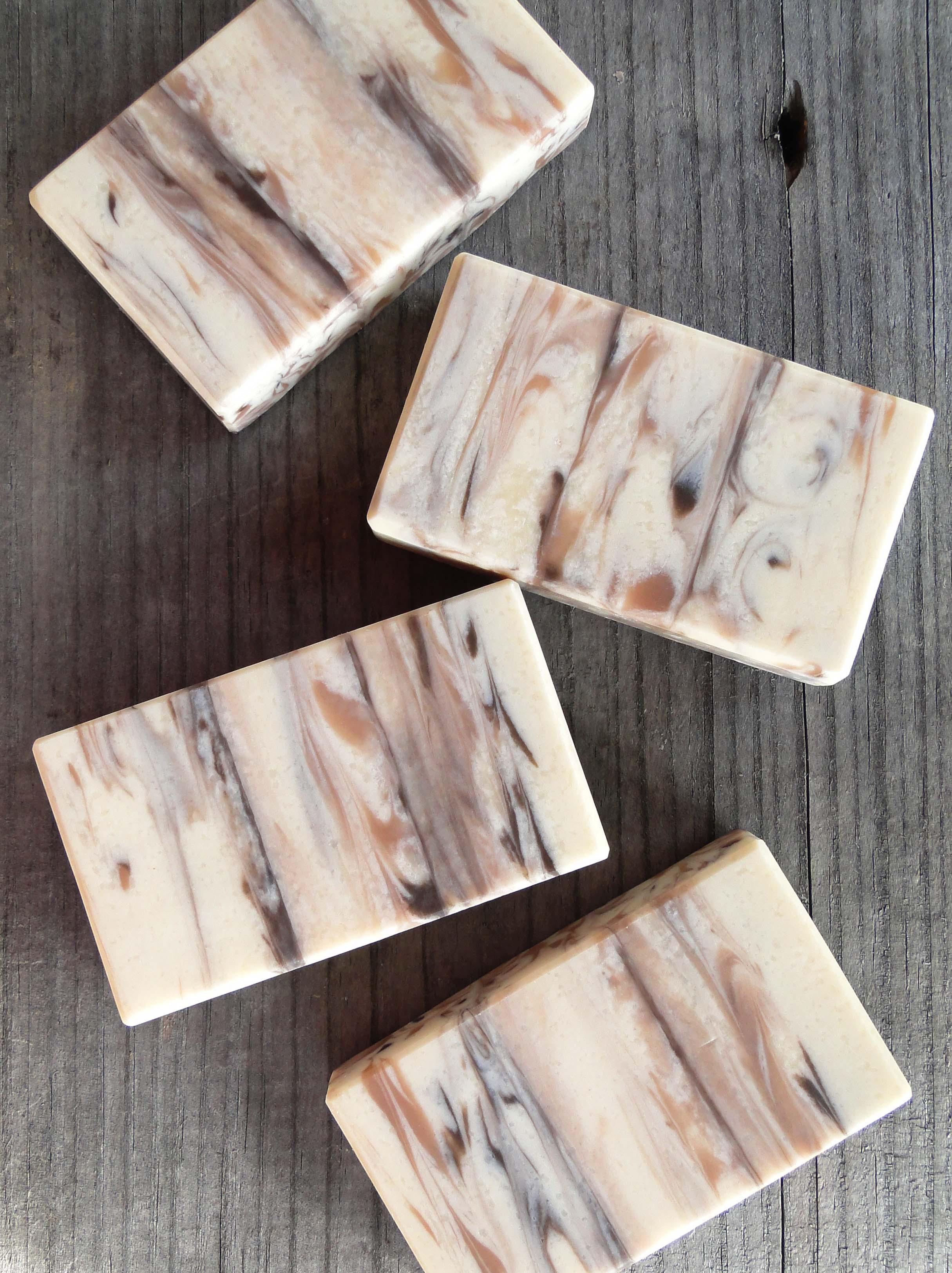 whitewashed planks