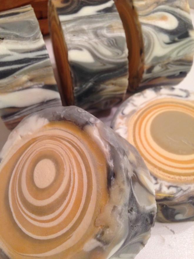 vermont maple soap log