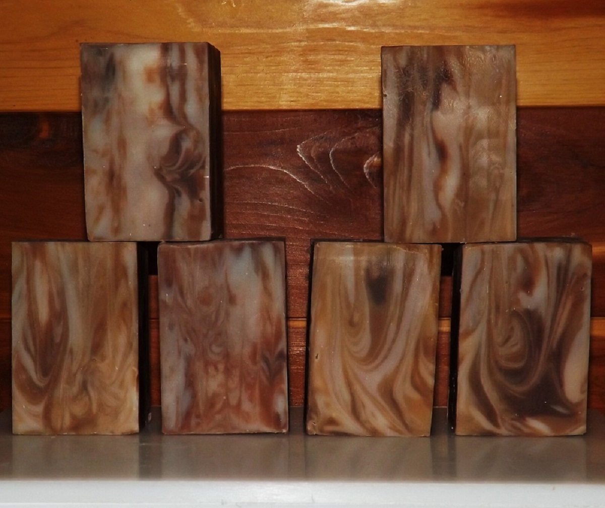 woodland wonder soap