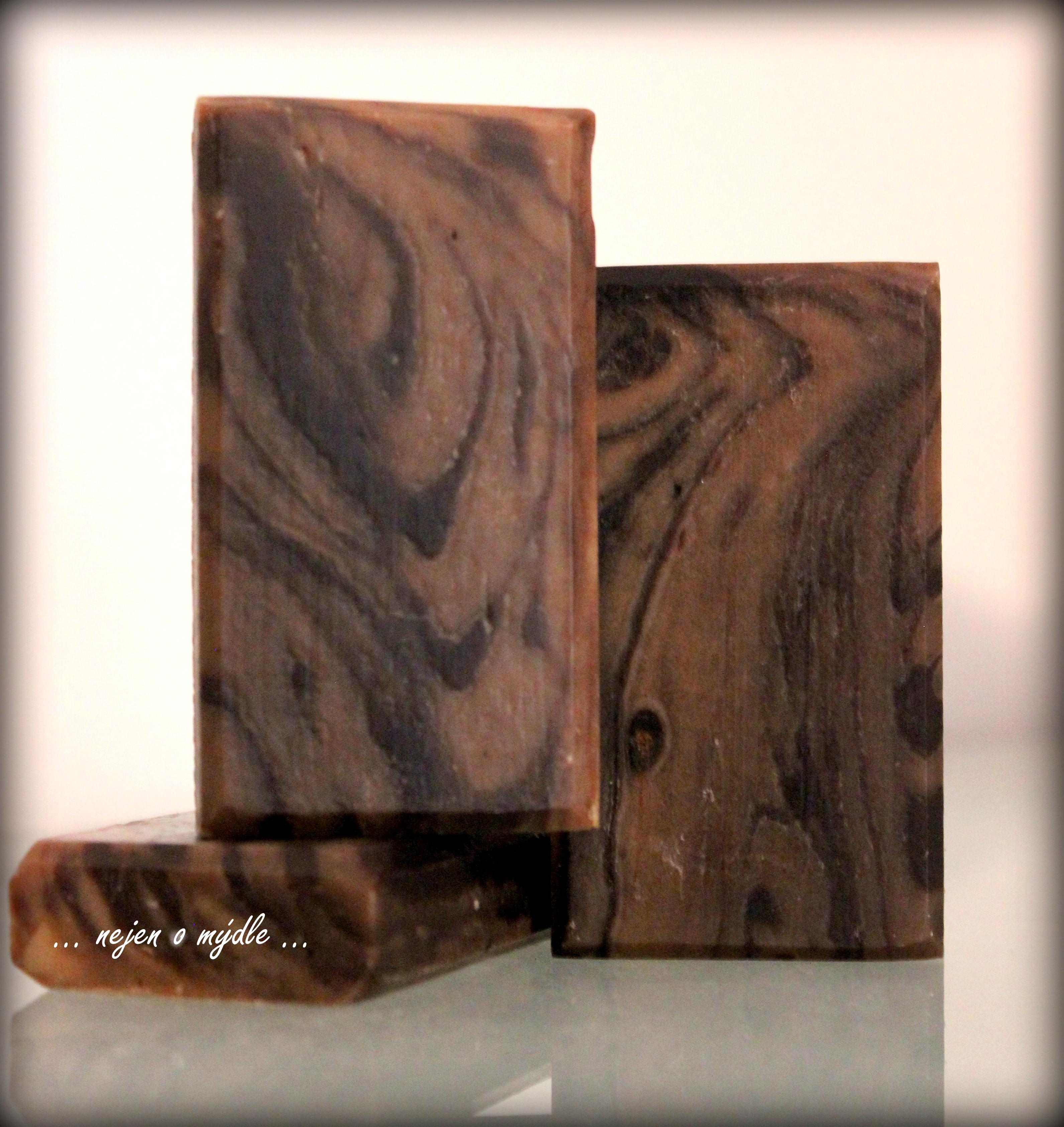 thuja wood soap
