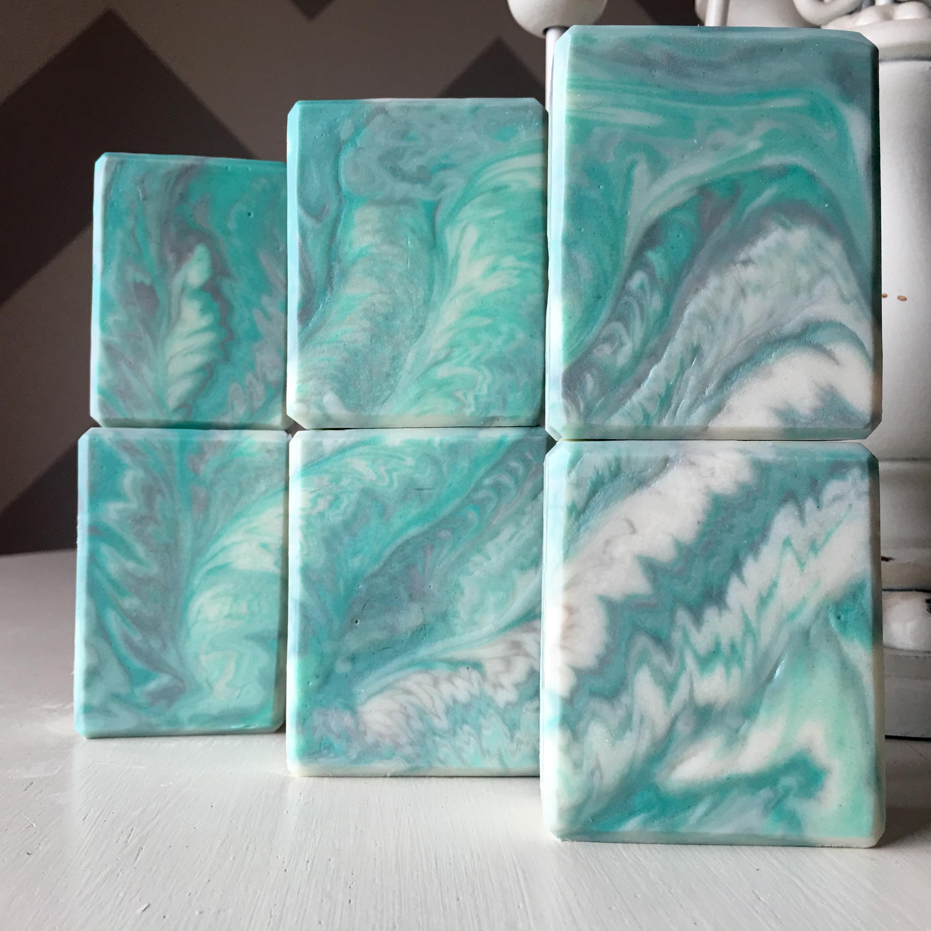 ocean rum cosmic wave soap