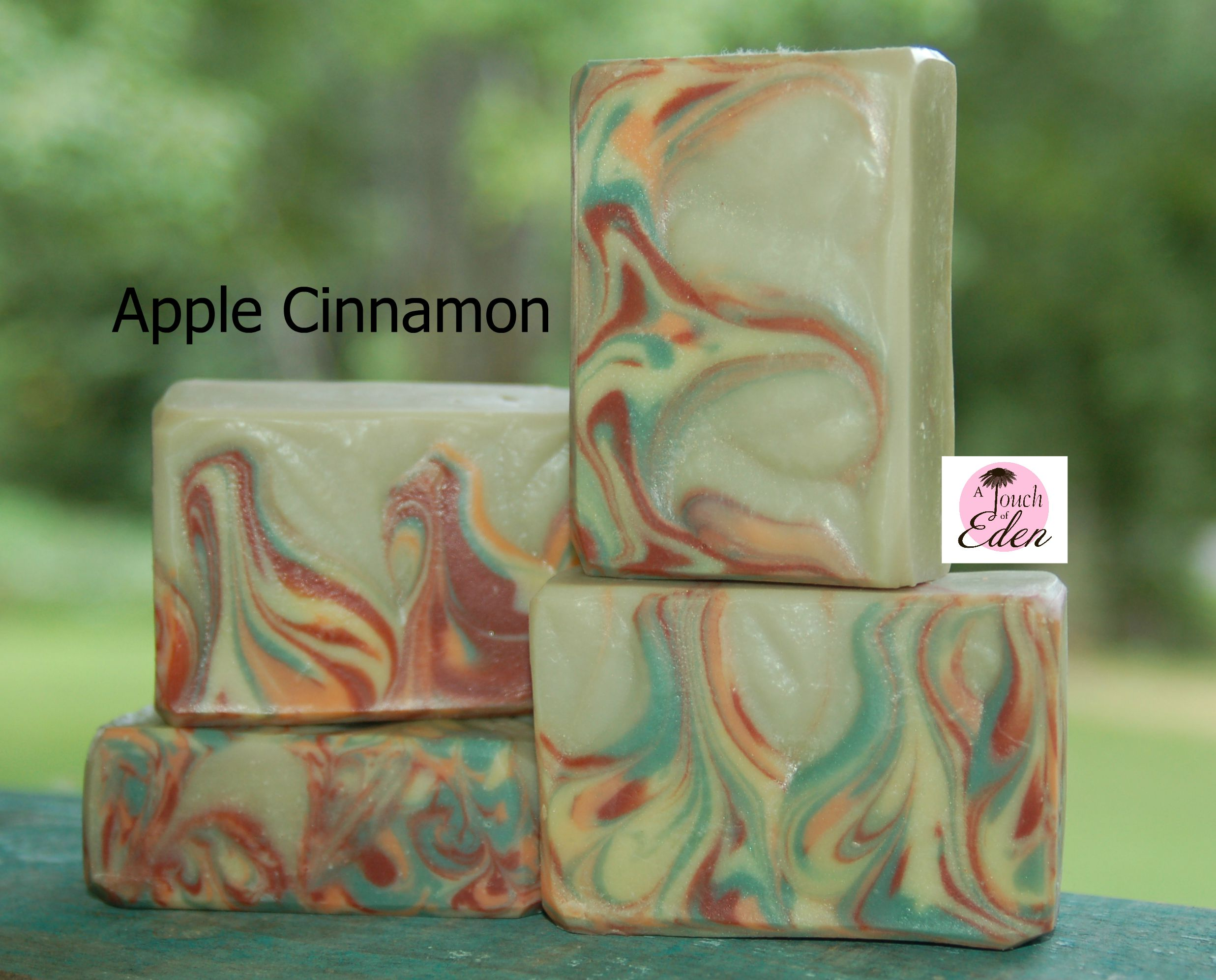 apple cinnamon marbled mantra