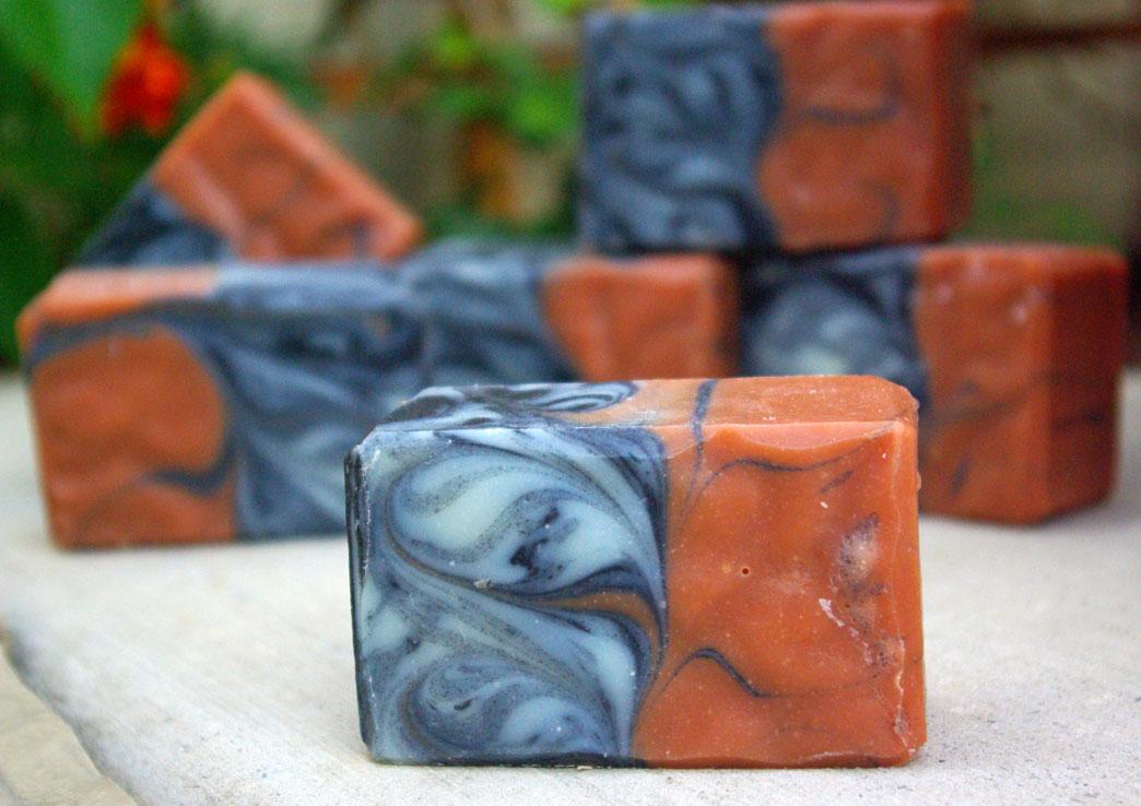 sedona mantra marbles soap