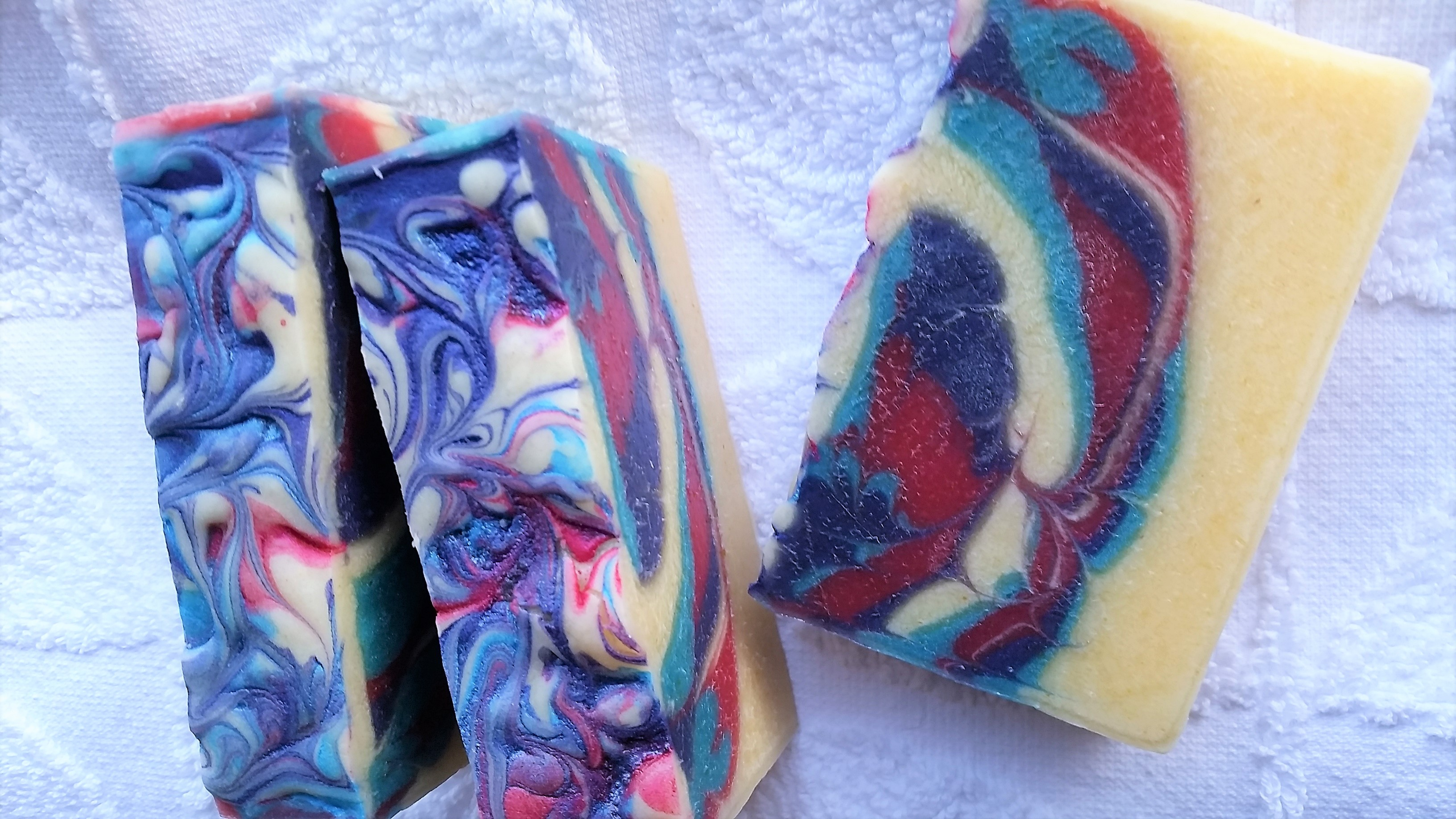 amanda s first soap