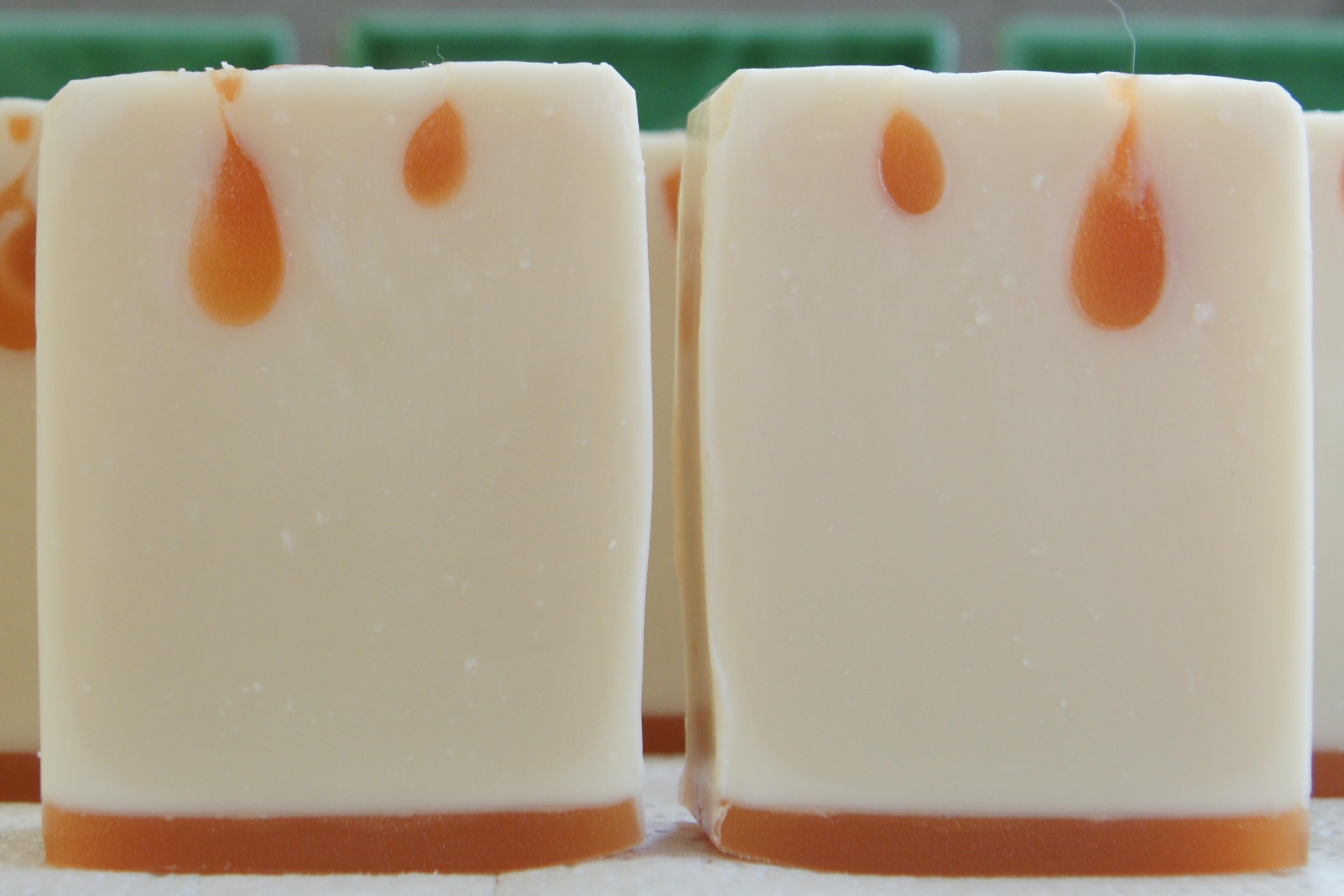 ginger drops soap