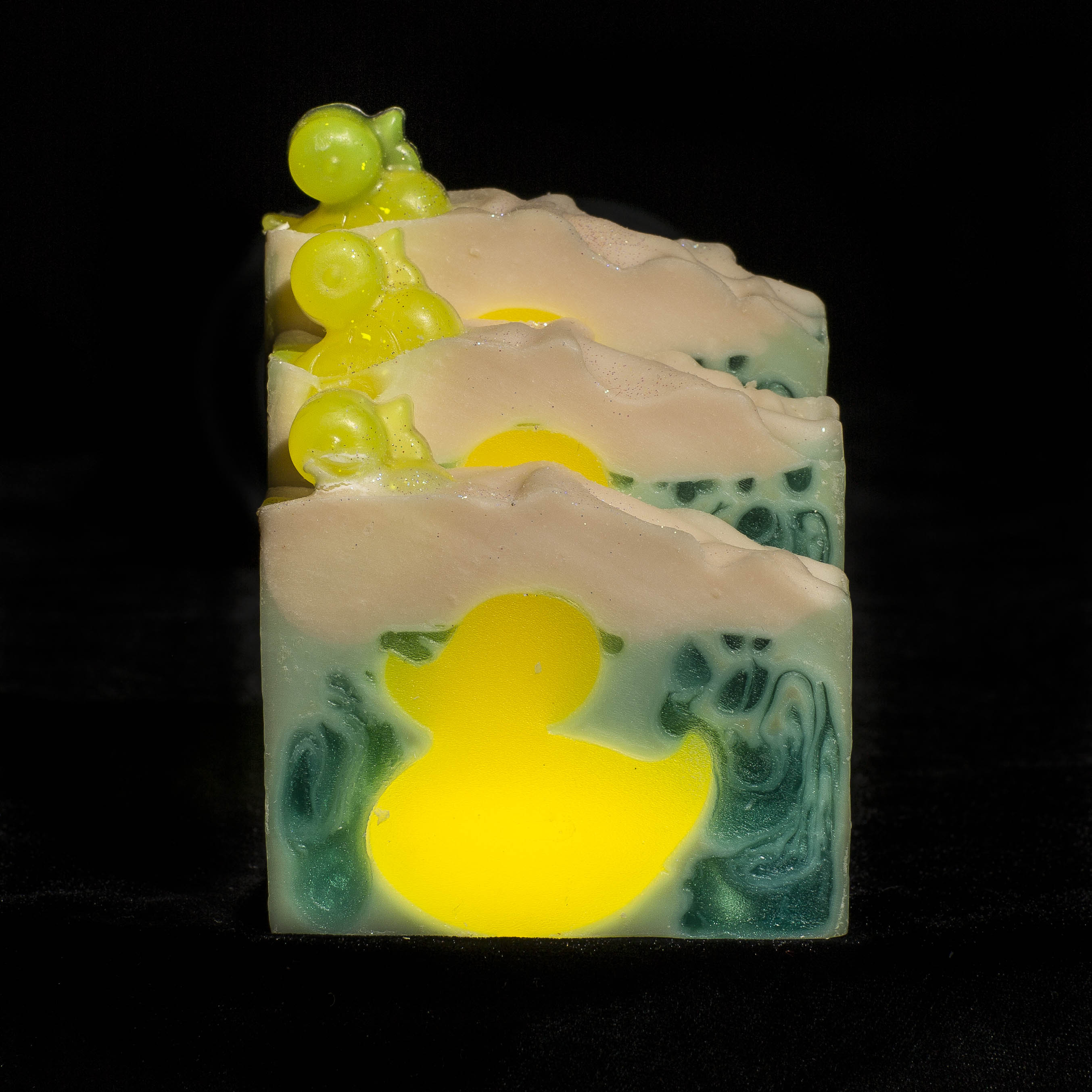 double duck soap