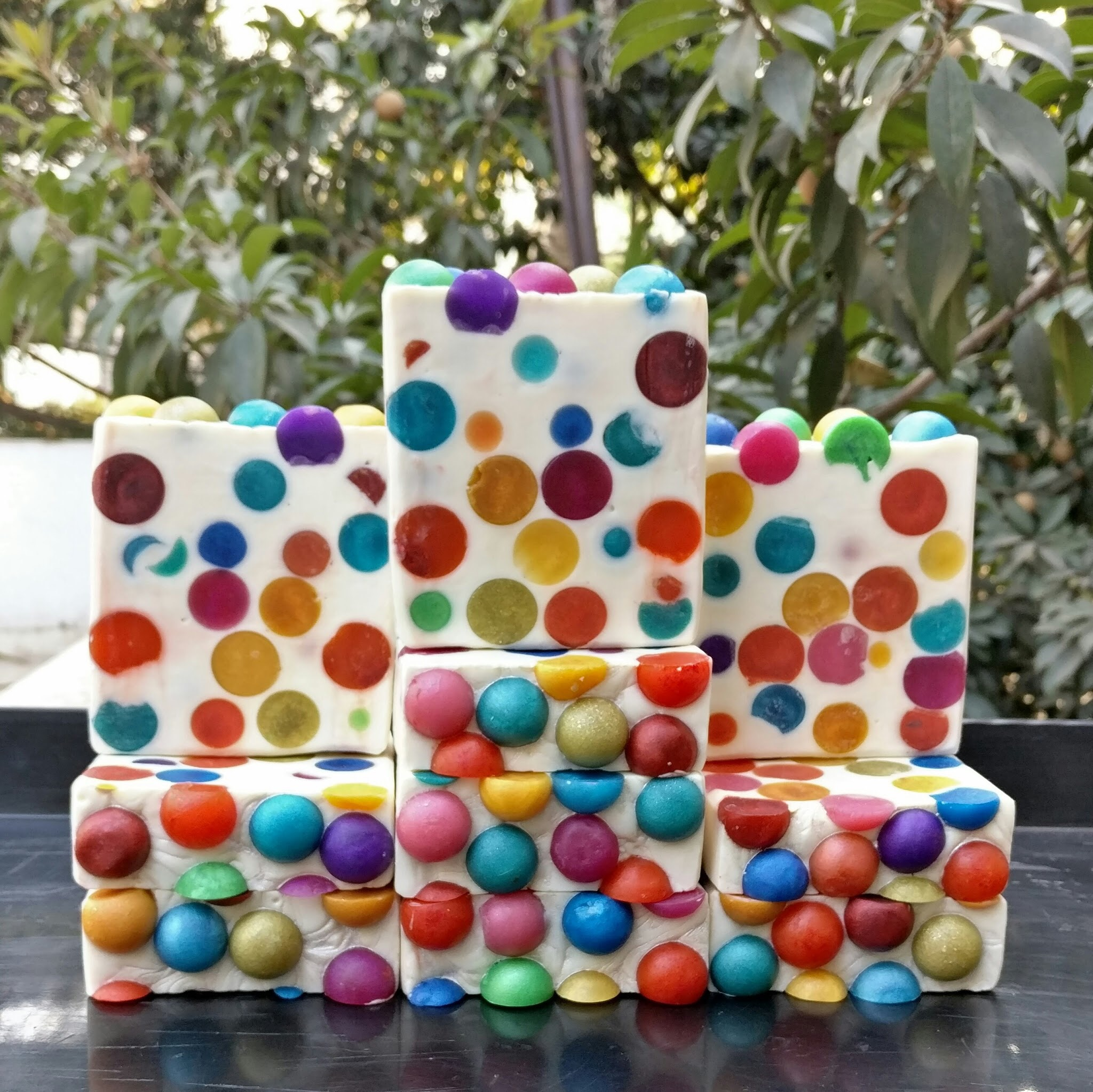 gumball soap