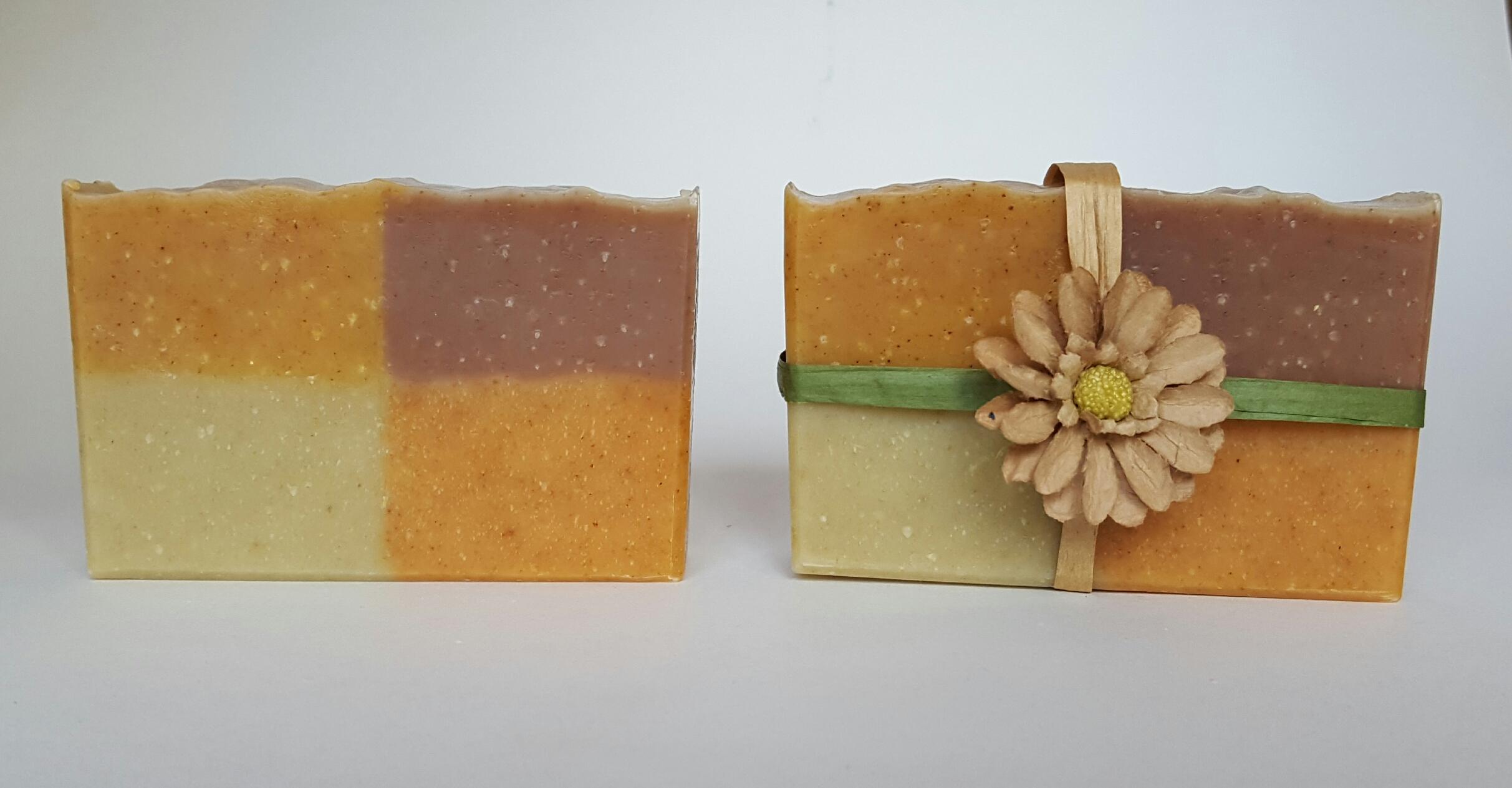 rustic all natural gardener s soap