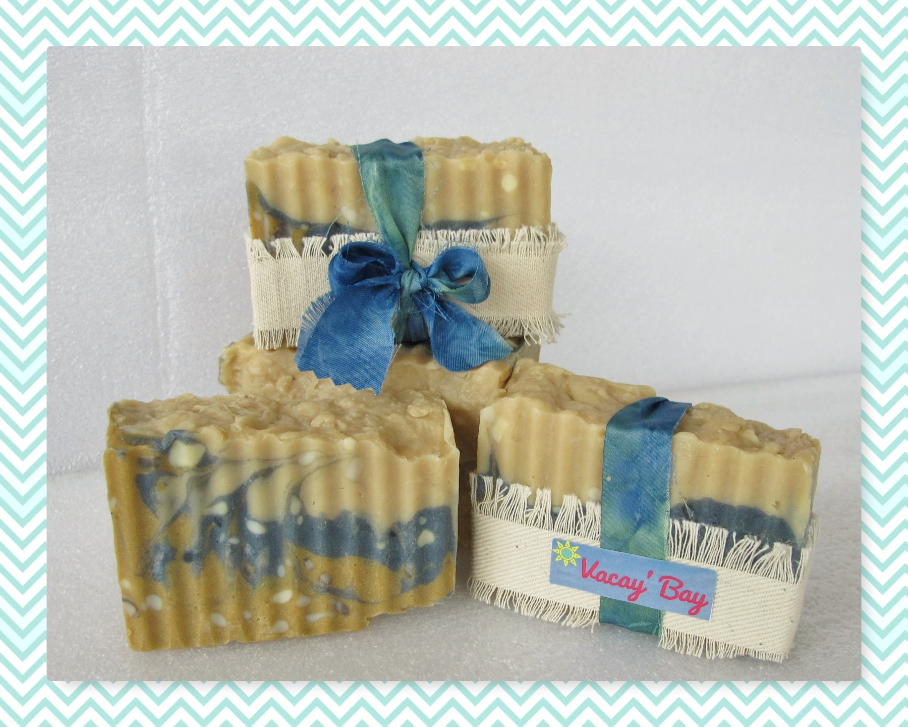 vacay bay mens rustic soap