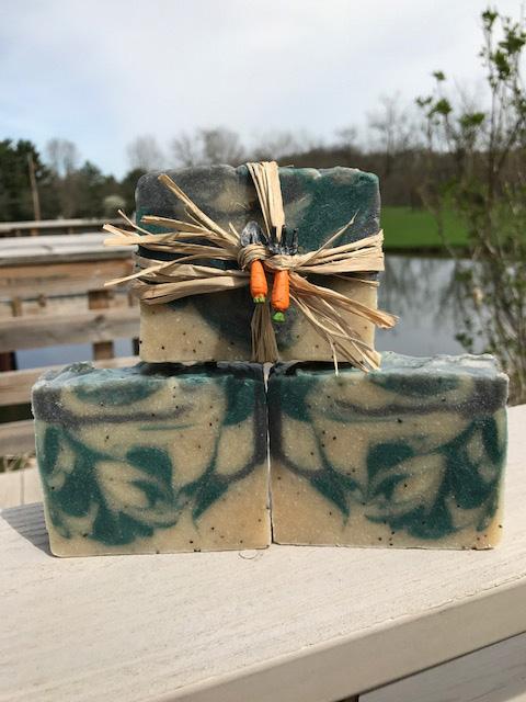 gardener s oakmoss and sandalwood soap
