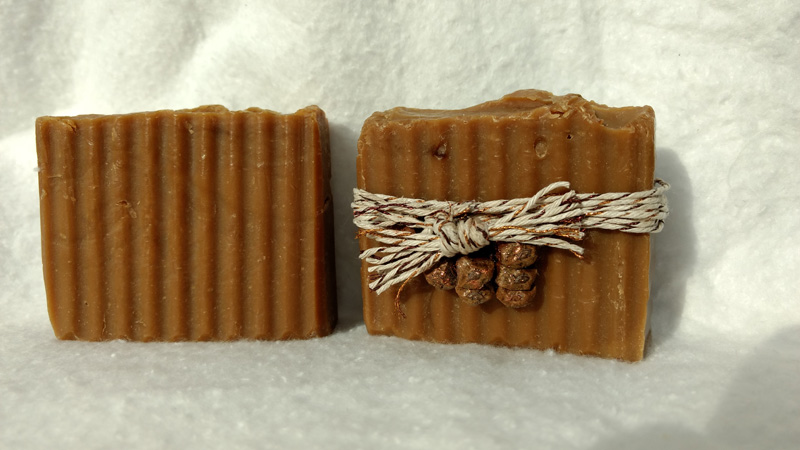 pine tar soap rustic category
