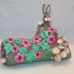 bunny hide and seek