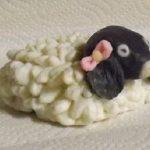 my lil sheep