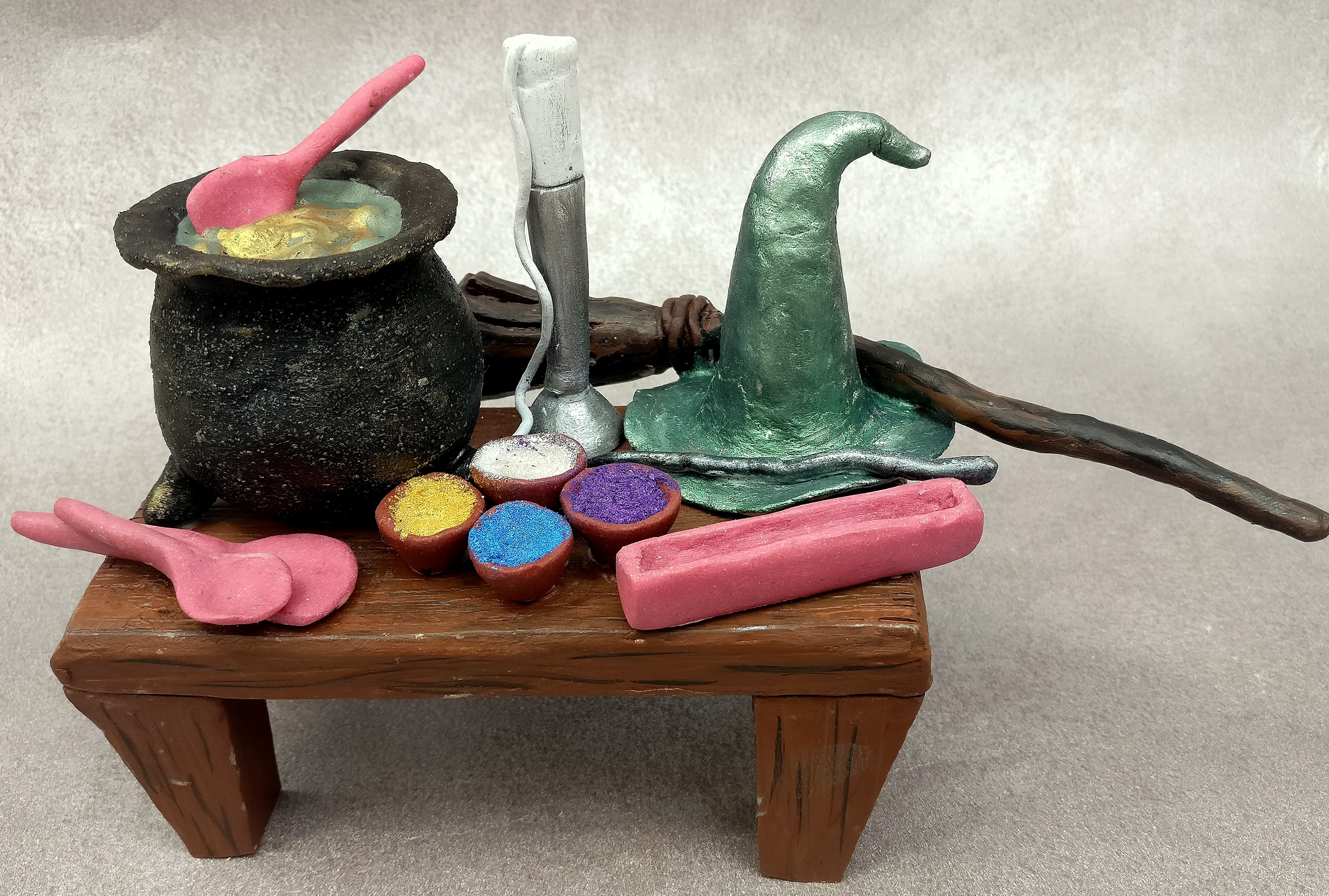 the soap witch s laboratory
