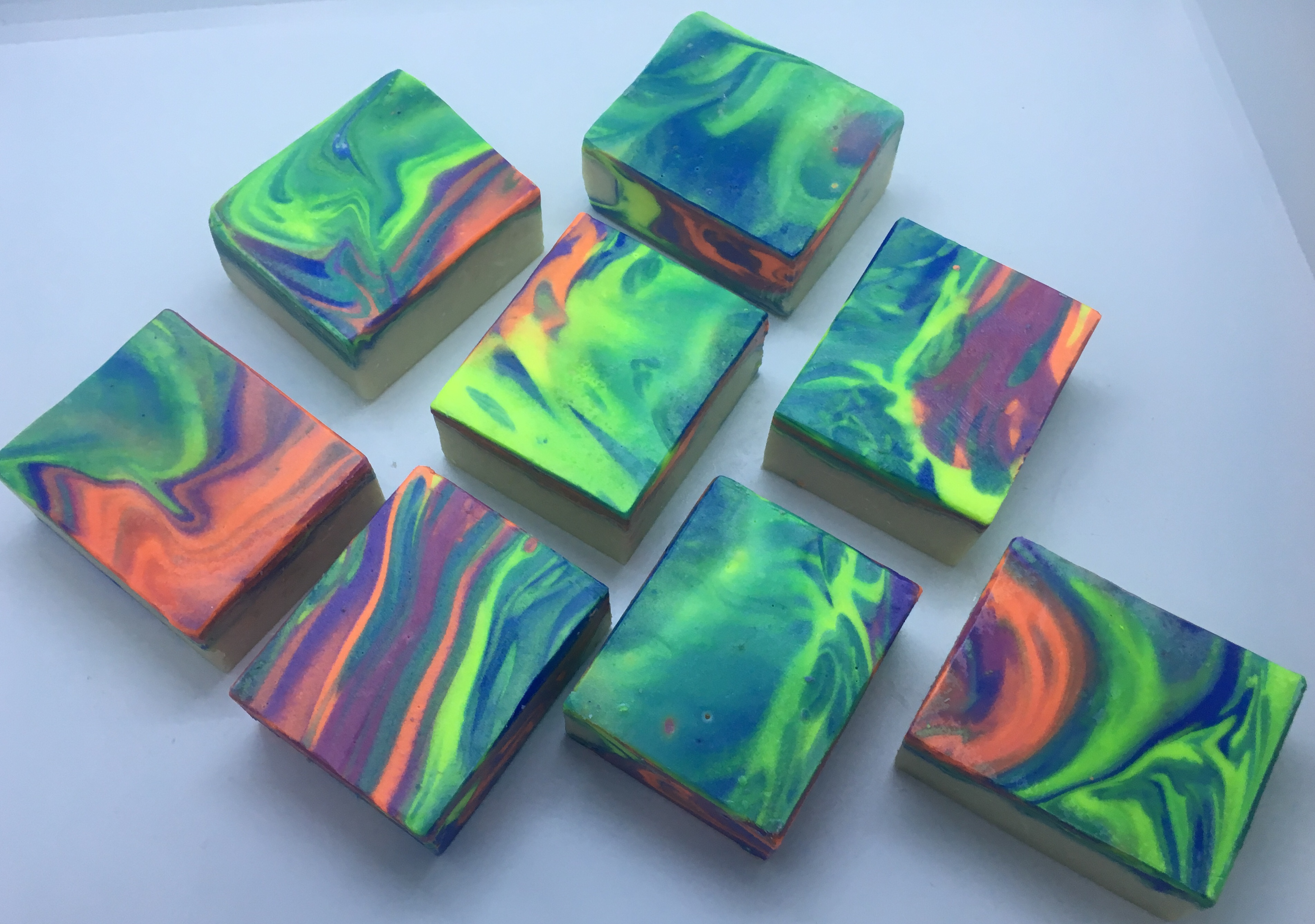 northern lights dirty fluid pour soap