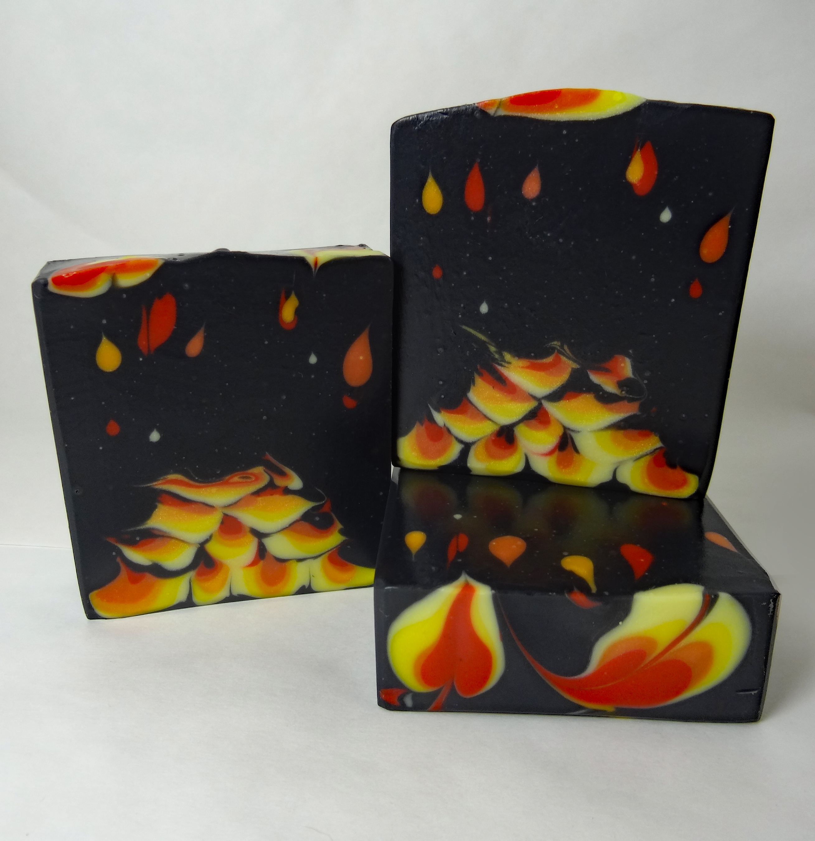 en fuego on fire