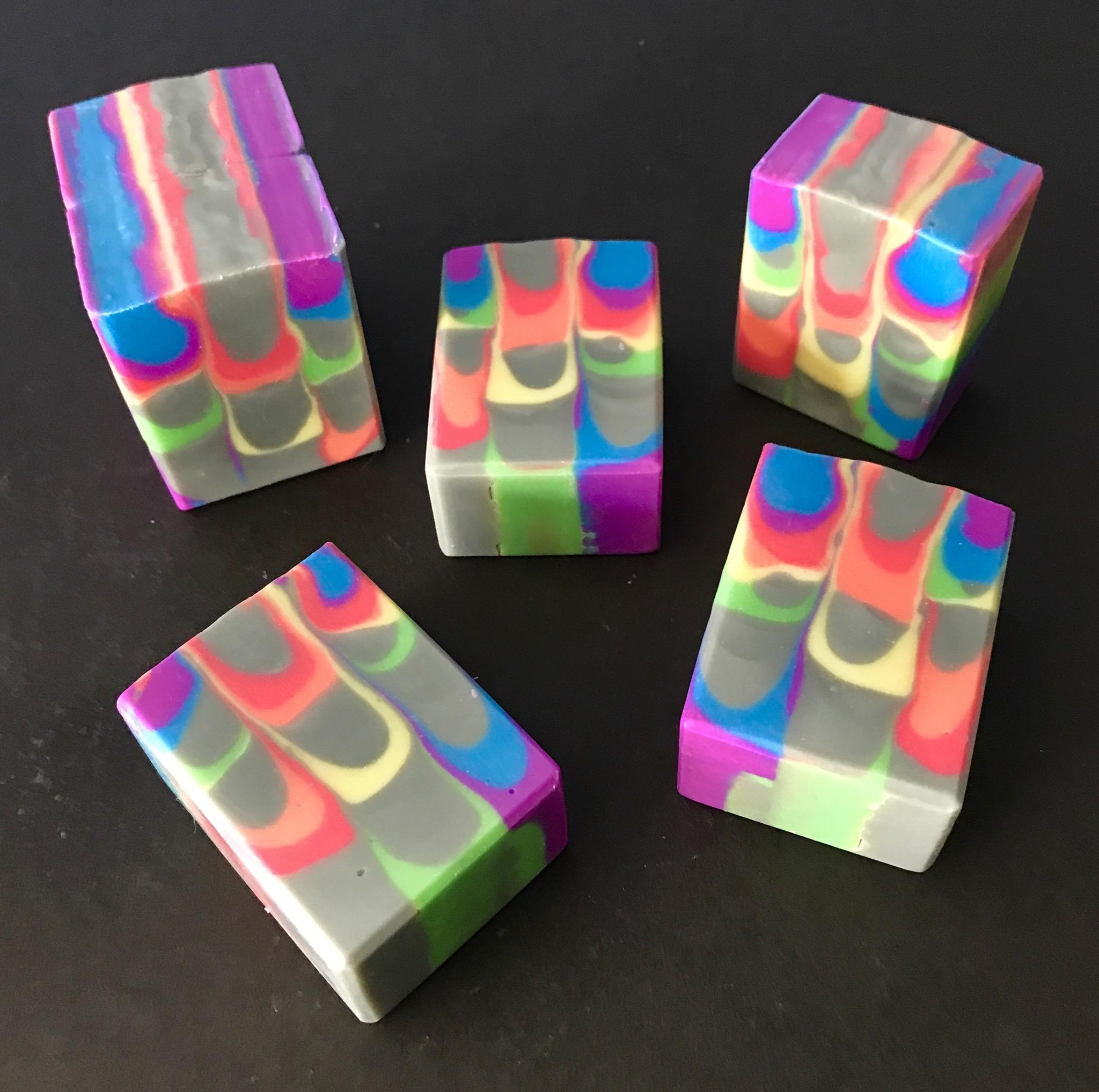 rainbow electrophoresis