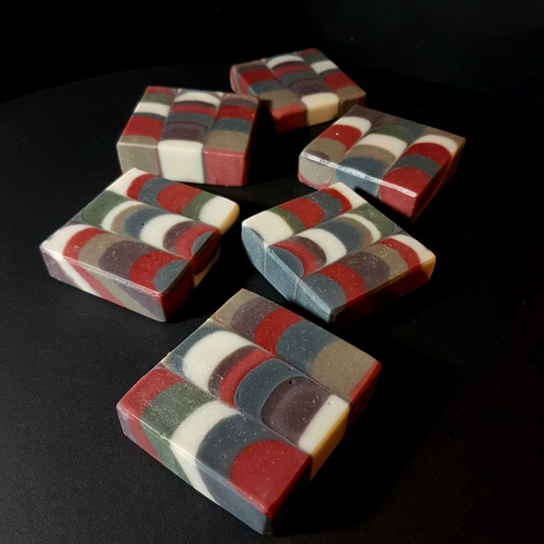 twisted tiles