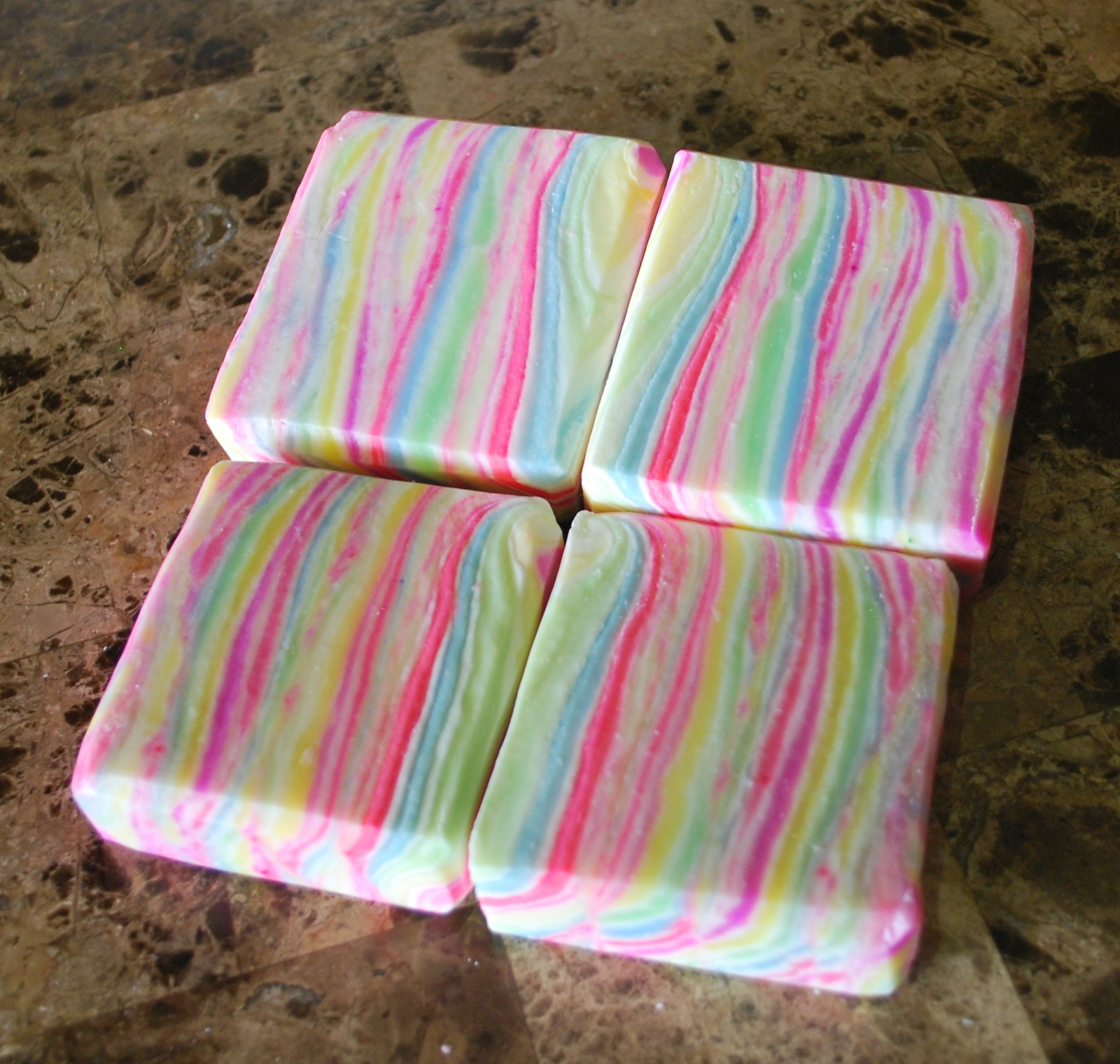 candy land soap