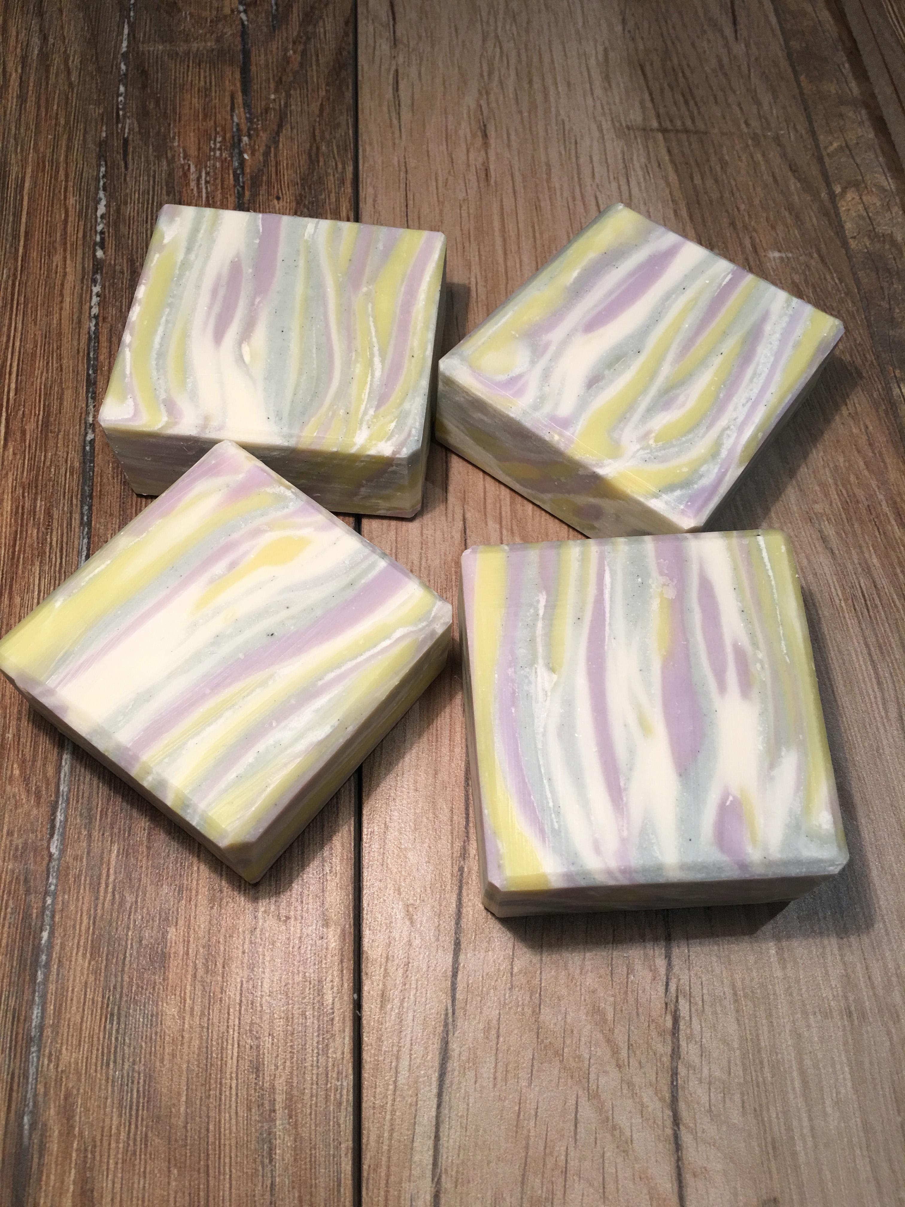 line of lavender