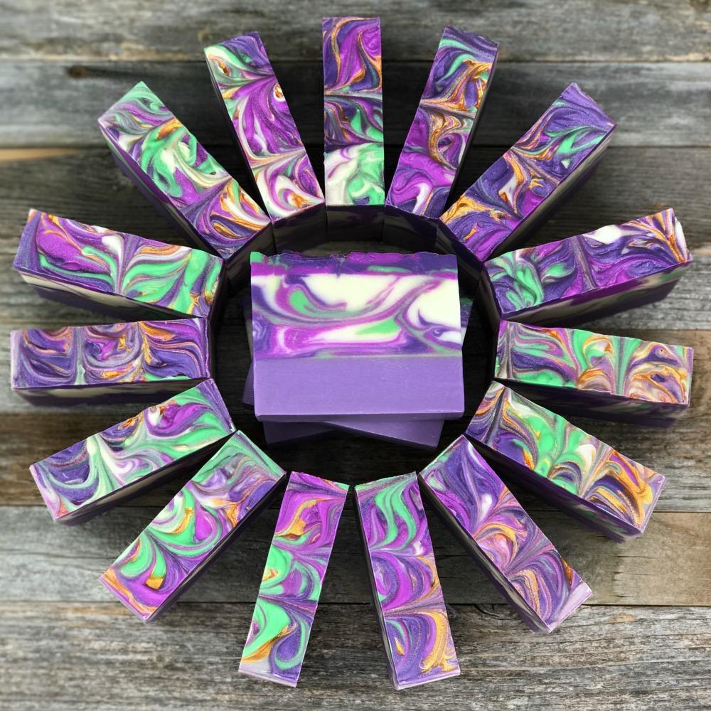 lavender sage sunshine