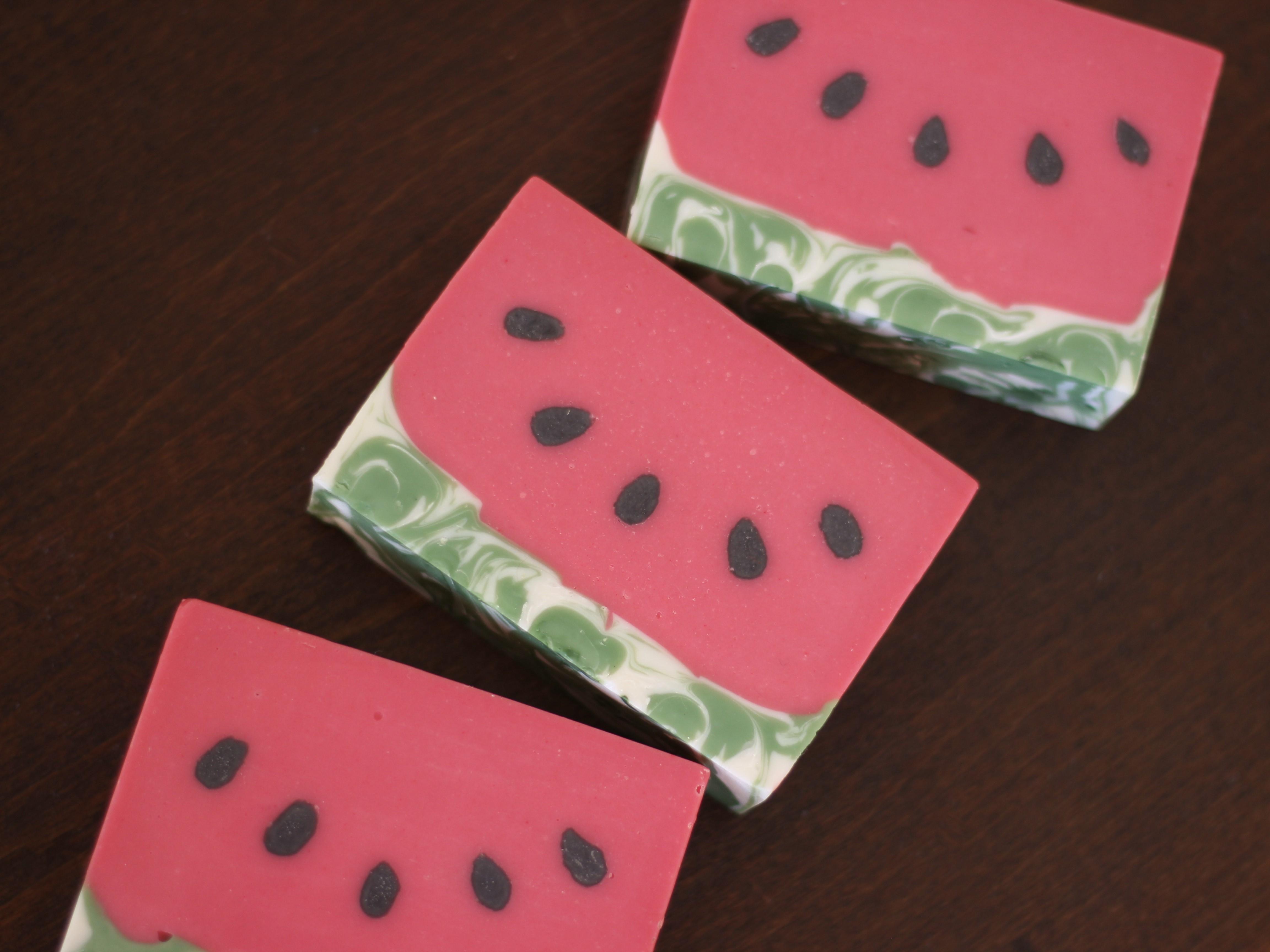 pink watermelon