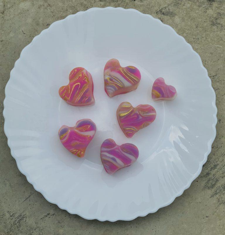 shinny hearts