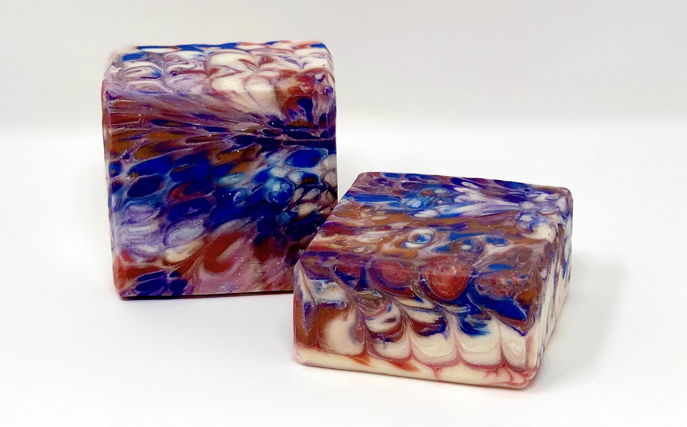 dainty doily soap