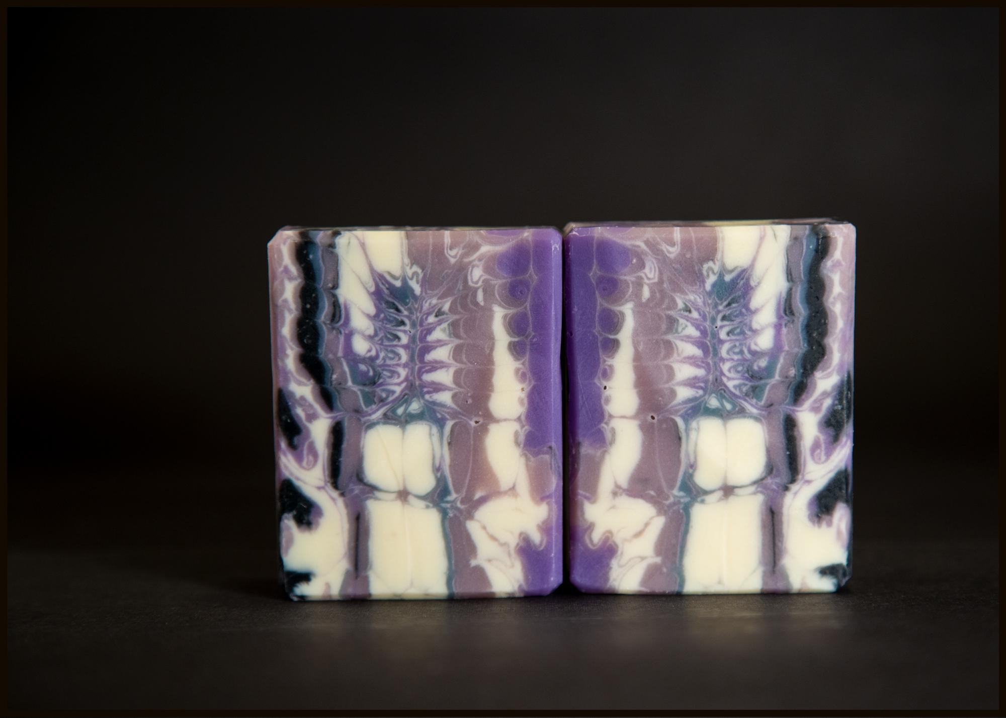 my little bug skelleton soap