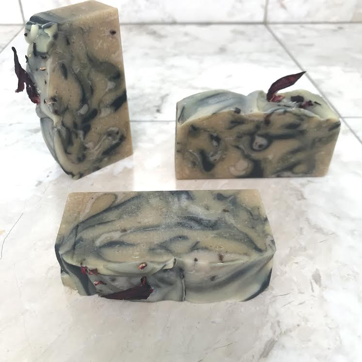 10 fruit soap