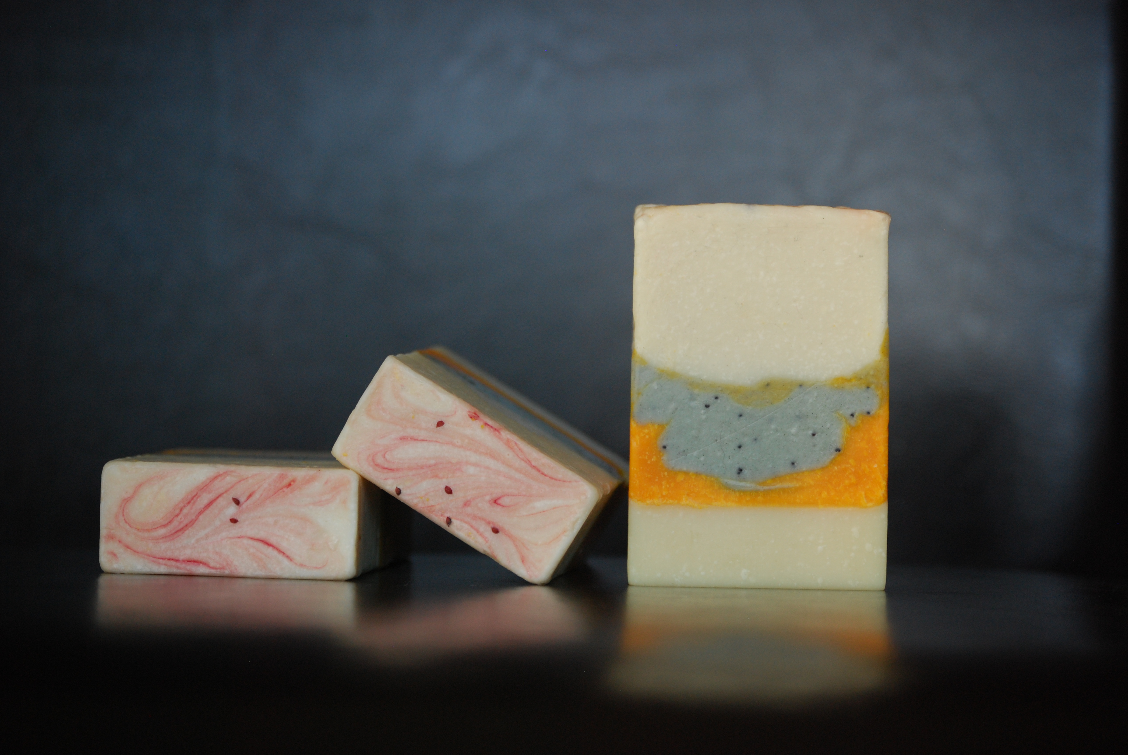 yangtze jasmine milk tea and rice soap