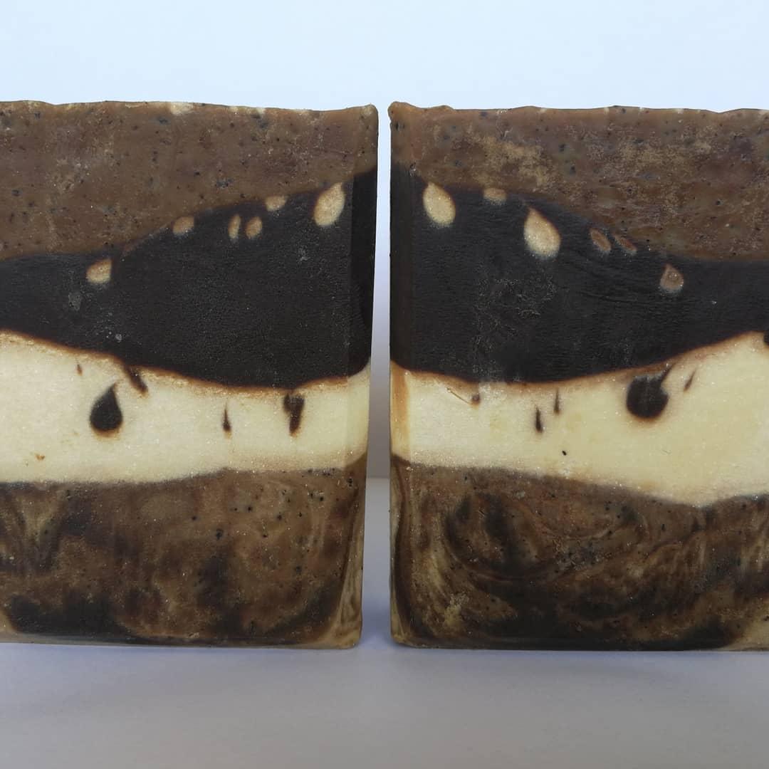 dark chocolate espresso soap