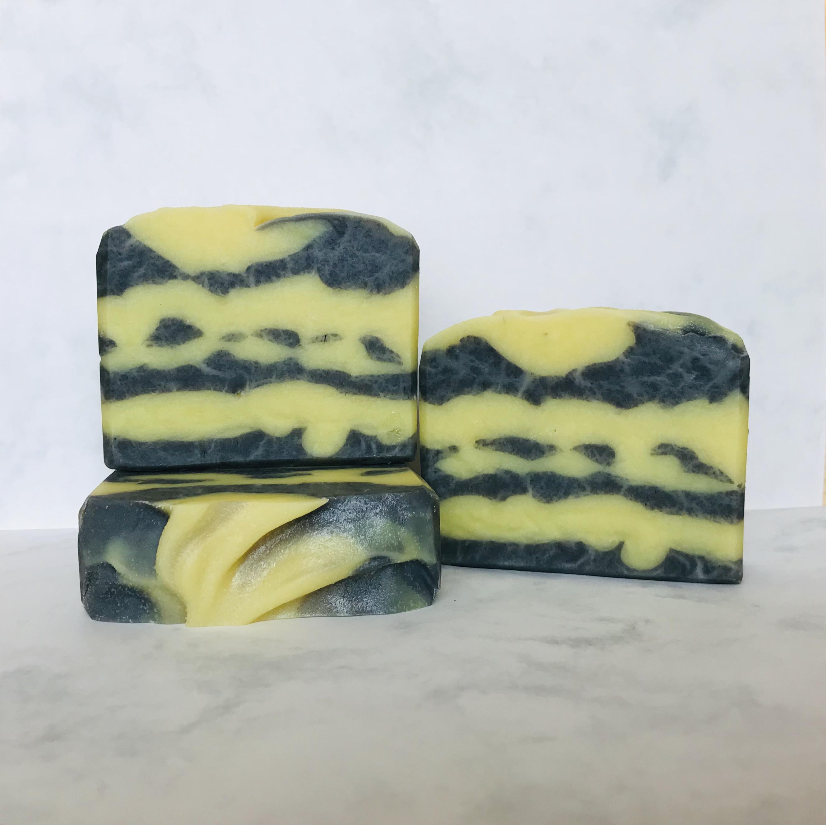 black gold stripes