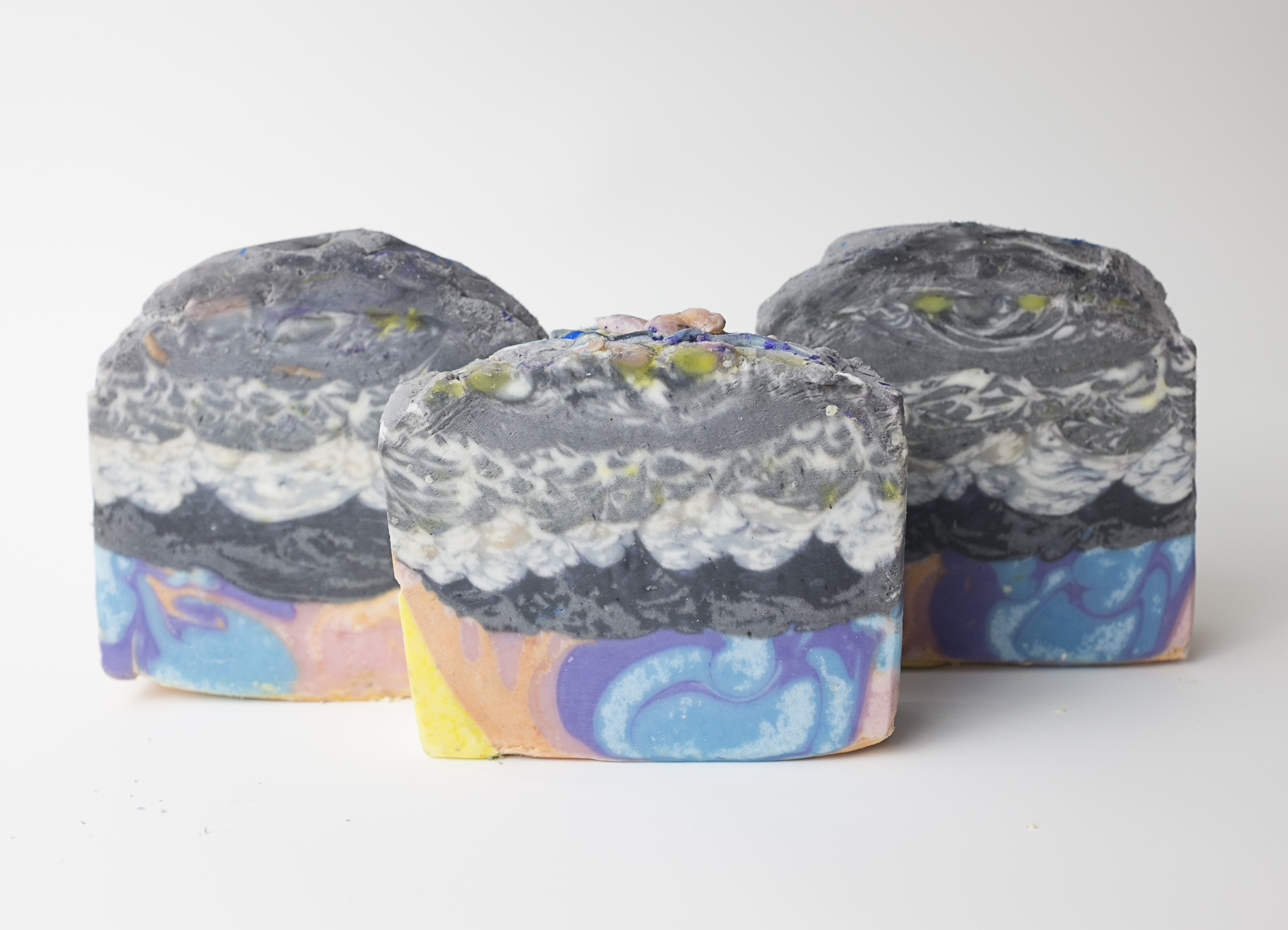 stormy clouds soap