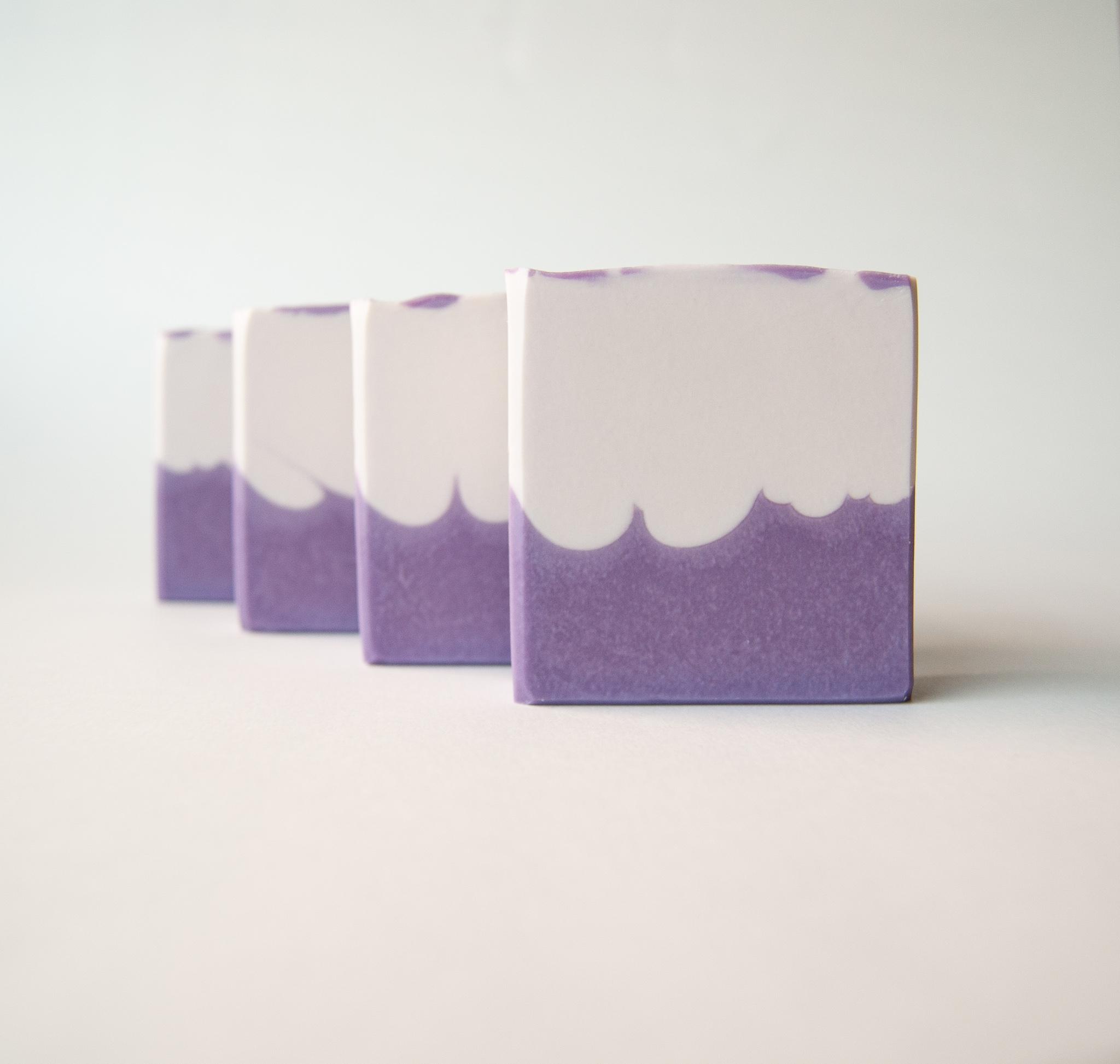 pointy lavender
