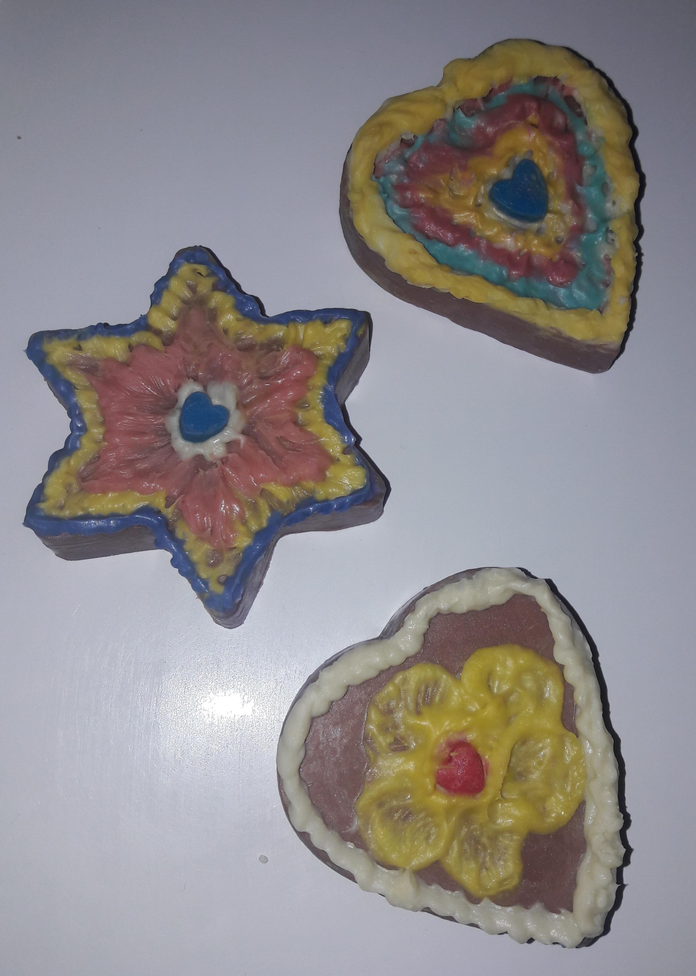 lebkuchen soap