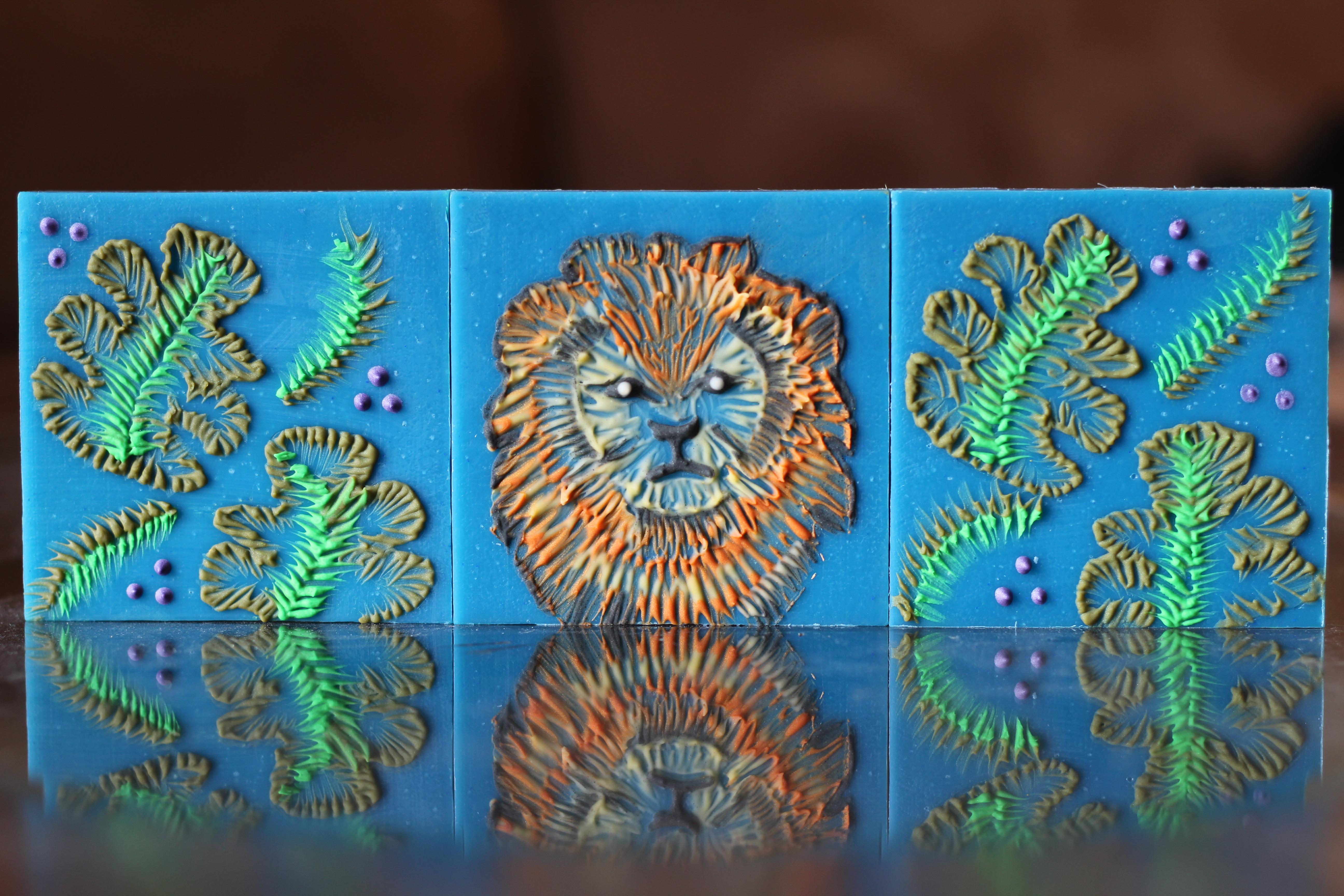 ldquo lion at twilight ldquo